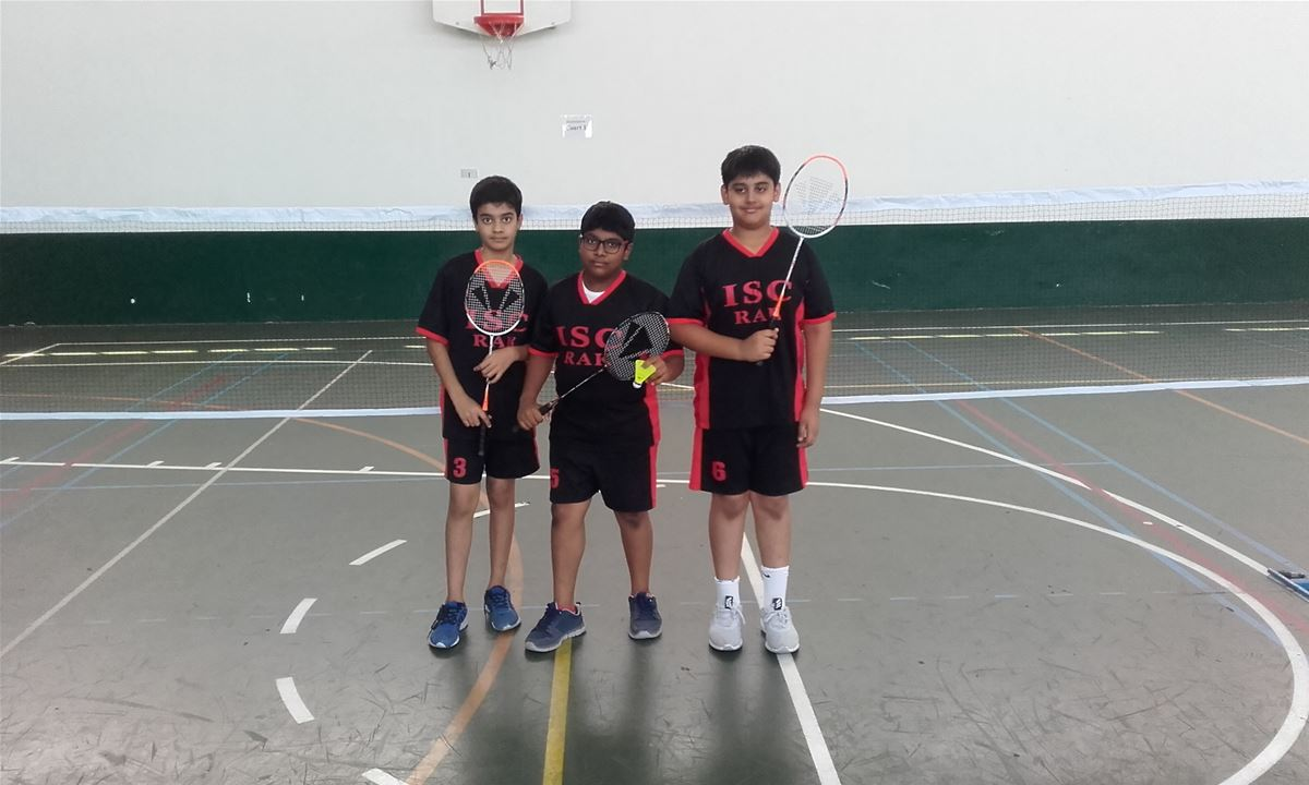 Badminton & Table Tennis
