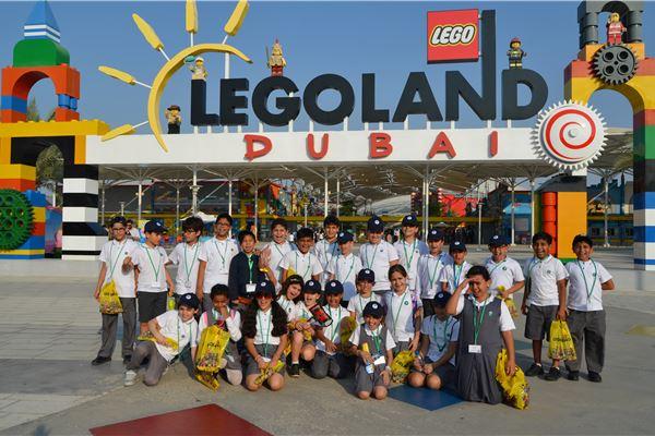 Grade 4 Trip To Legoland 19/20