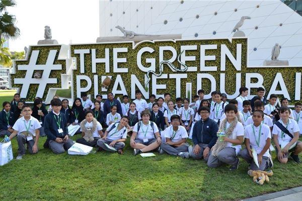 Grade 7 Trip, The Green Planet by Meraas- City Walk, Dubai