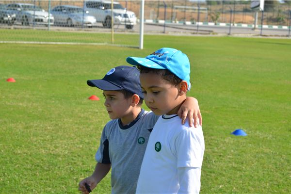 Grade 1 & 2 Sports Day