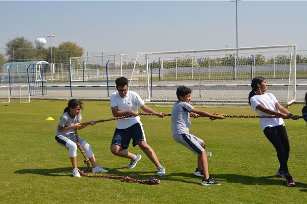 Grade 7-12 Sports Day