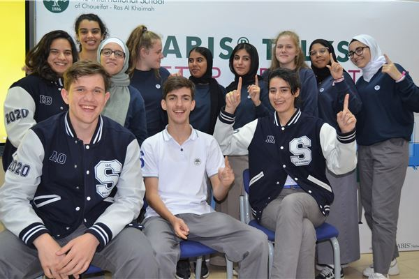 SABIS Talks- Wednesday 26th February