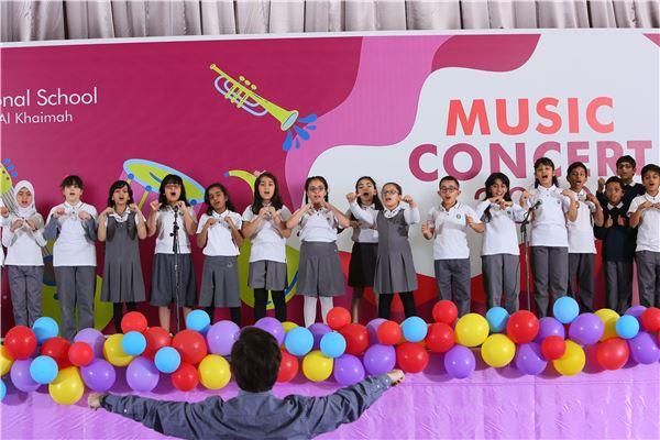 Grade 3 & 4 Music Concert